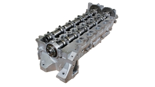 Volvo D5204T-D5244T cylinder head complete
